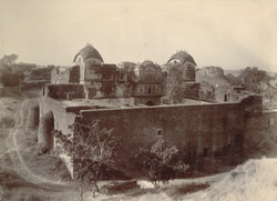 Old Palace in Deeg Fort 3735
